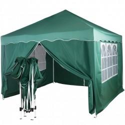 Paviljon - šator bijele boje 3 X 3 m