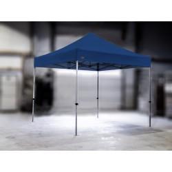 PROFESIONALNI EASY UP aluminijski paviljon - šator 3 X 3 m / MVL SERIJA 37 / tamnoplavi