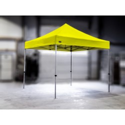 PROFESIONALNI EASY UP aluminijski paviljon - šator 3 X 3 m / MVL SERIJA 37 / žuti