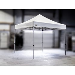 PROFESIONALNI EASY UP aluminijski paviljon - šator 3 X 3 m / MVL SERIJA 37 / bijeli