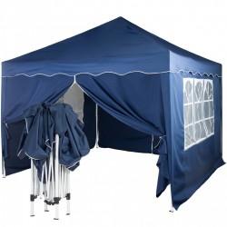Paviljon - šator zelene boje 3 X 3 m
