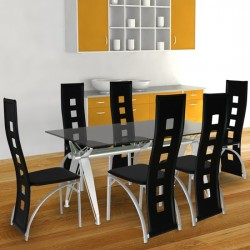 Set od 4 stolice