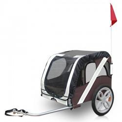 Prikolica za bicikl za prijevoz pasa - DESERT PALM