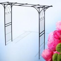 Vrtna pergola od plastificiranog čelika