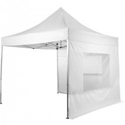 PROFESIONALNI EASY UP aluminijski paviljon - šator bijele boje 3 X 3 m