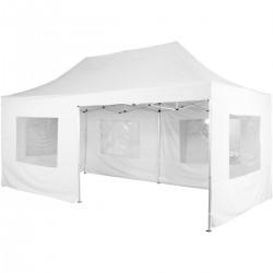 ALUMINIJSKI EASY UP aluminijski paviljon - šator bijele boje 3 X 6 m