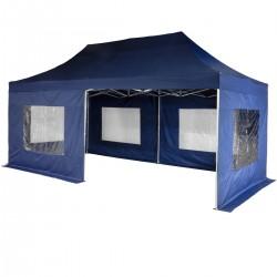 ALUMINIJSKI EASY UP aluminijski paviljon - šator plave boje 3 X 6 m