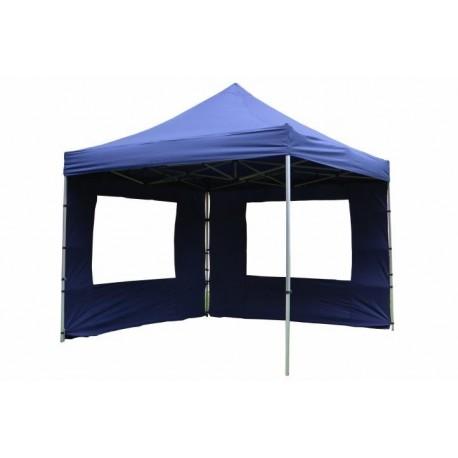 PROFESIONALNI EASY UP aluminijski paviljon - šator plave boje 3 X 3 m