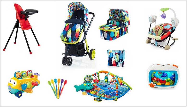 Dječja - baby oprema